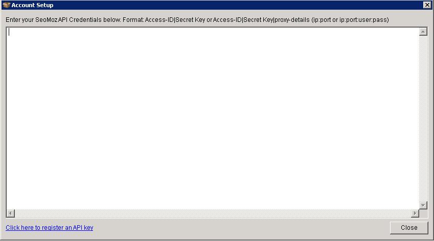 Access id