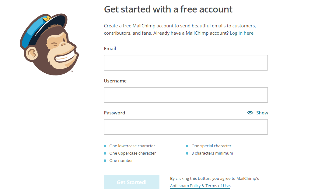 MailChimp Lock - Download Monitor