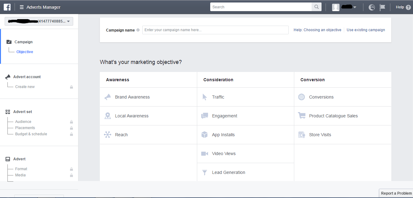 Facebook ads overview