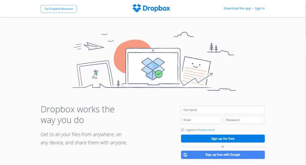 Dropbox Tutorial, How to use Dropbox, Dropbox guide  