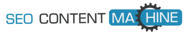 SEO Content Machine Logo