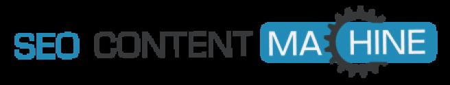 SEO Content Machine Logo