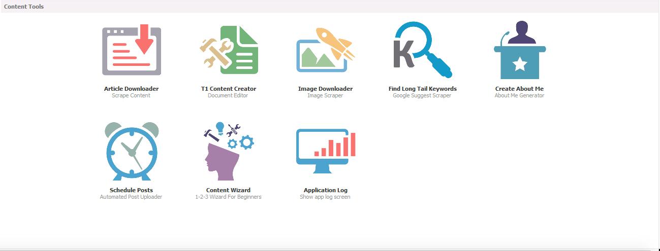SEO Content Machine Content Tools