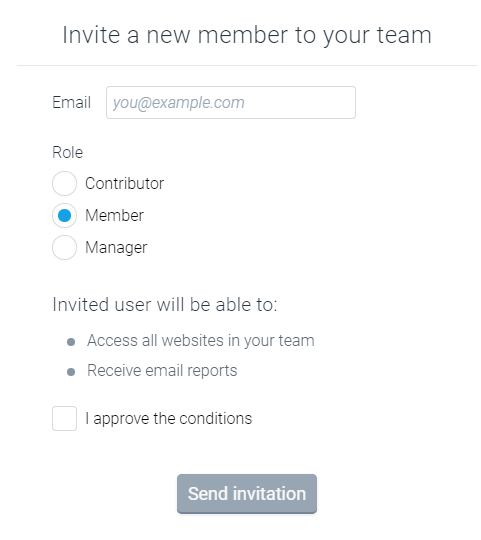 Content King Team Members