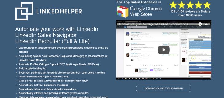 Linked Helper Review