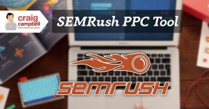semrush ppc tool main