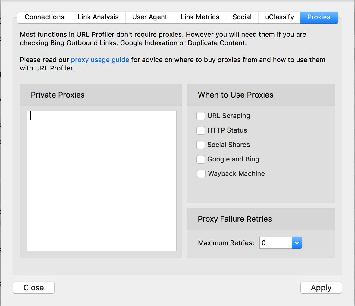 URL Profiler Review and Tutorial, URL Analysis Tool |
