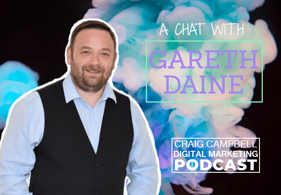 Transition from Freelancer to Agency, with Gareth Daine