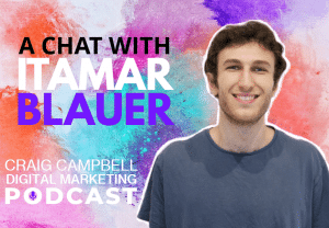 A Chat With Itamar Blauer
