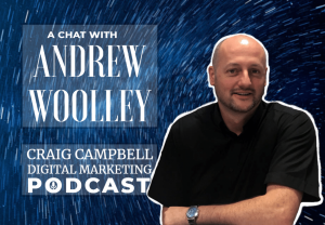 A chat with andrew woolley