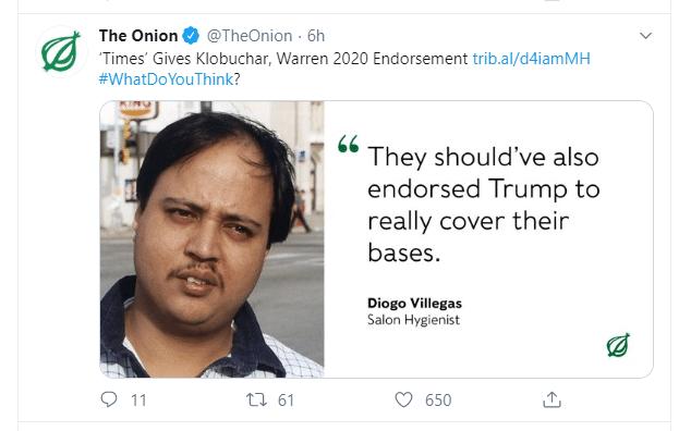 onion on twitter