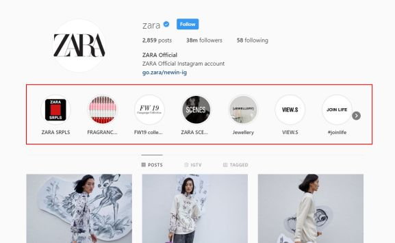make money instagram - as affiliate marketer - zara