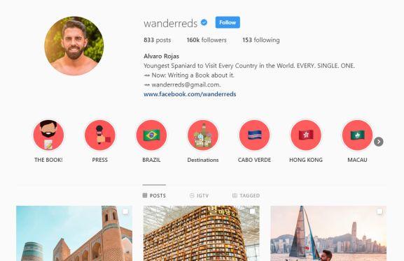 make money instagram - as influencer - alvaro rojas