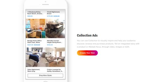 make money instagram - as influencer - collection ads