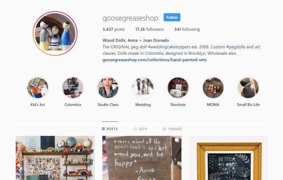 make money instagram - can you make money - goose grease
