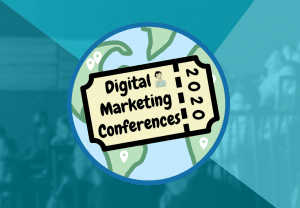 top digital marketing conferences and events