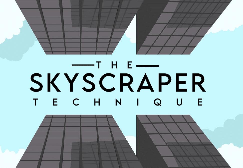 摩天大楼技术:如何创建吸引反向链接的内容