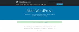 complete guide blog - setting up - wordpress