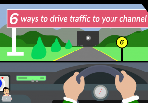 6 ways to drive traffic to youtube