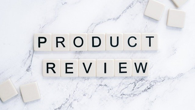 product review template